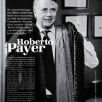 Interview Roberto Payer Hilton Amsterdam