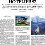 Reistips van onze hoteliers