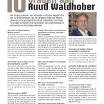 Interview Ruud Waldhober